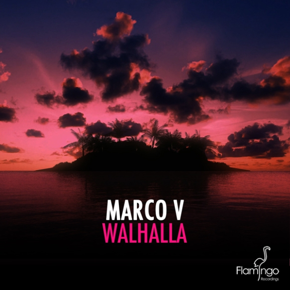 FLAM099_Marco V - Walhalla_Cover 600x600