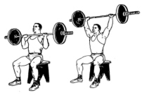 shoulder-workout-routine-military-press