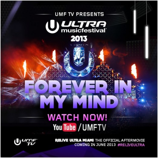 UMF2013-forever in my mind