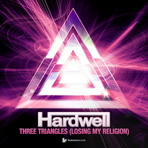 HARDWELL - THREE TRIANGLES (LOSING MY RELGION)