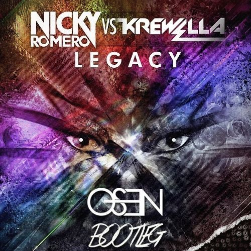 Nicky Romero & Kewella - Legacy (Save My Life) (Osen Remix) [Free Download]