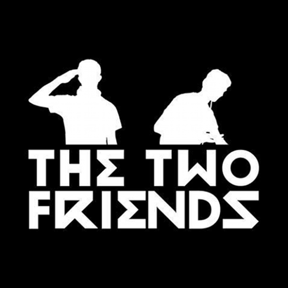 Battle Scars (The Two Friends 25K Mashup)