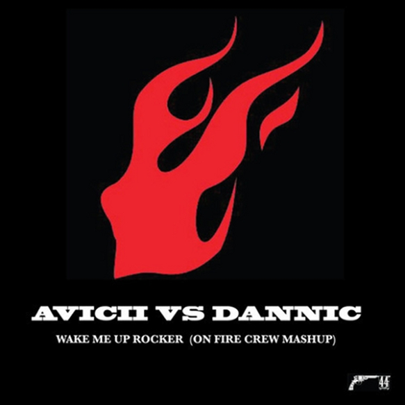 Avicii vs Dannic - Wake Me Up Rocker (On Fire Crew Mashup)
