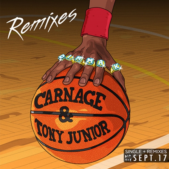 Carnage & Tony Junior - Michael Jordan (Bare Remix)