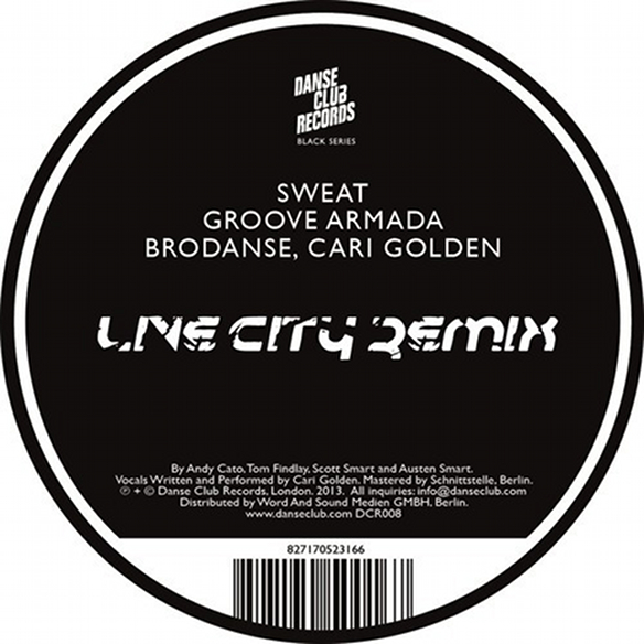 Groove Armada & Brodanse - Sweat (Live City Remix) (Ft. Cari Golden)