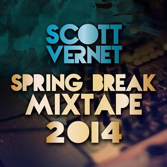 spring break mix tape 2014